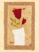 Spring Stems VI by Nadja Naila Ugo