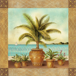 Potted Palm II by Don Tyler
