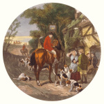 The Return Home by William Joseph Shayer