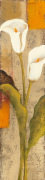 Fresco Flowers I by Nadja Naila Ugo