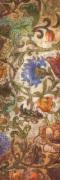 Floral Sonata I by Jill O'Flannery
