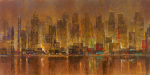 City Lights by Longo