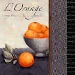 Les Citrons I by Linda Wood