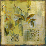 Botanical Motif I by Joseph Augustine Grassia
