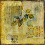 Botanical Motif IV by Joseph Augustine Grassia
