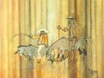 Don Quixote by Colin Paynton