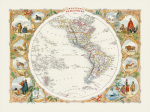 Western Hemisphere by John Tallis