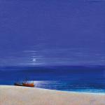 Midnight High And Dry I by Alex Jawdokimov