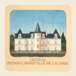 Chateau Pichon II by Andras Kaldor