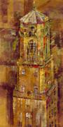City Ornate IV by Longo