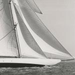 Classic Yacht I by Ingrid Abery