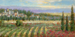 Tuscan Spring II by Longo