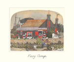 Ferry Cottage by Chad Coleman