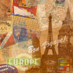 Destination, Europe by Tom Frazier