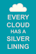 Every Cloud Has A Silver Lining by The Vintage Collection