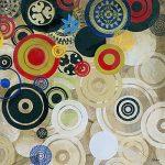 Lots Of Spots I by Marilyn Bridges
