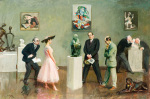 Does the Subject Matter by Sir Alfred Munnings