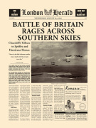 Battle Of Britain by London Herald