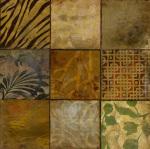 Mosaic IV - Detail III by John Douglas