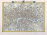 A Plan of London and its Environs 1831