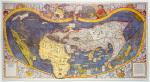 Universalis Cosmographia 1507 by Martin Waldsemuller