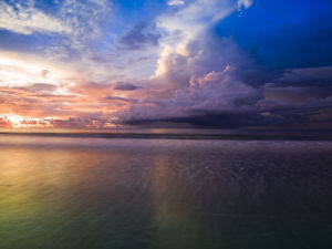 Malaysia Storm Clouds by Assaf Frank