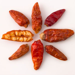 Voodoo Sharp Chilies by Assaf Frank