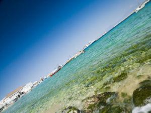 Mykonos Greece by Assaf Frank