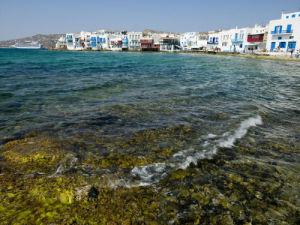 Little Venice in Mykonos by Assaf Frank