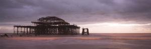 Brighton Pier by Assaf Frank