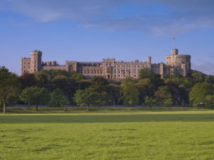 England, Berkshire, Windsor Castle by Assaf Frank