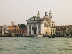 Chiesa dei Gesuati, Venice by Assaf Frank
