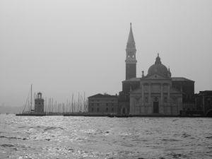 San Giorgio Maggiore Island, Venice by Assaf Frank