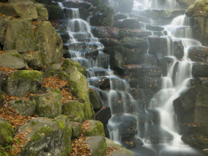 Waterfall by Assaf Frank