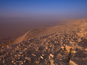 Ramon Crater, Israel by Assaf Frank