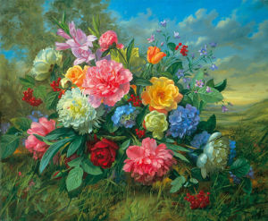 Florals II by Albert Williams