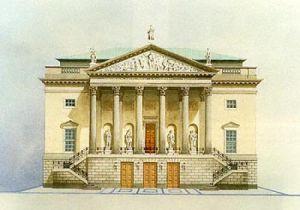 Deutsche Staatsoper, Berlin by Andras Kaldor