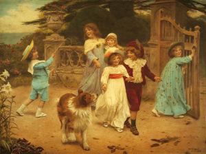 Home Team by Arthur Elsley