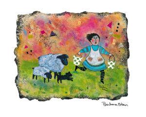 Baa Baa by Barbara Olsen