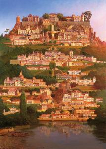Le Classement de 1855 by Carl Laubin