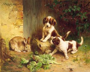 The Best of Friends by Carl Reichert