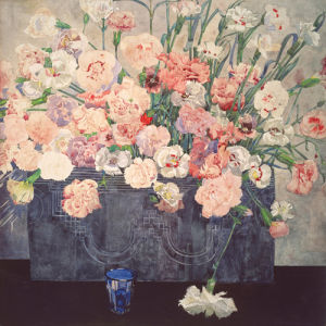 Pinks by Charles Rennie Mackintosh