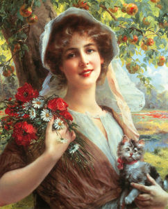 Country Summer by Emile Vernon