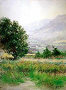 Morning Mist by Frank Janca