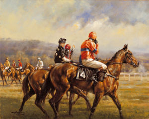 At the Start by Graham Isom