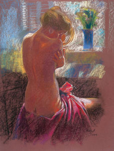 Private Moments II by Hazel Soan