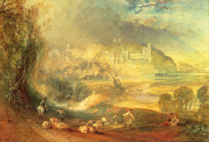 Arundel Castle by Joseph Mallord William Turner