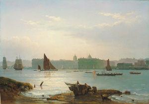 Greenwich by Francis Danby