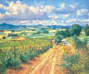 Berry Picking, Mails of Grey by James McIntosh Patrick
