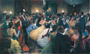 The Ball by Julius Stewart